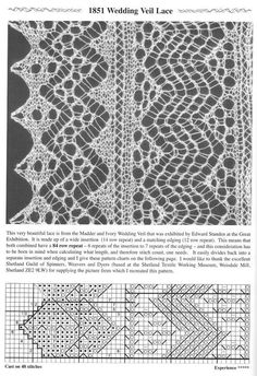 Heirloom knitting шотландские шали