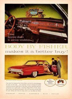 1961 Oldsmobile Ad