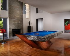 Contemporary Game Rooms Design, Pictures, Remodel, Decor and Ideas