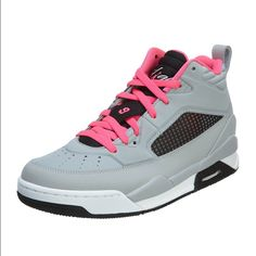 the latest ad4c3 c337c Jordan Shoes   Jordan Flight 9.5   Color  Pink White   Size  6