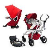 Buy Orbit Baby Stroller Travel System G2 with Stroller Seat G2 Ruby Slate The best prices online - http://topbrandsonsales.com/buy-orbit-baby-stroller-travel-system-g2-with-stroller-seat-g2-ruby-slate-the-best-prices-online