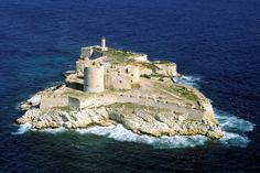 CHATEAU D'IF | Chateau d'If:The Count of Monte Cristo