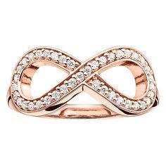 Buy Thomas Sabo Glam & Soul Infinity Ring Online at johnlewis.com