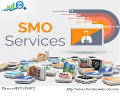 Getting noticed among your target audiences appears a simple issue with the help of various online networking sites, including twitter, facebook, linkedin, and so forth. #SMOServices are now in trends with regards to expanding the publicity and awareness.