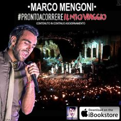 #PRONTOACORREREILMIOVIAGGIO #MarcoMengoni  iBook