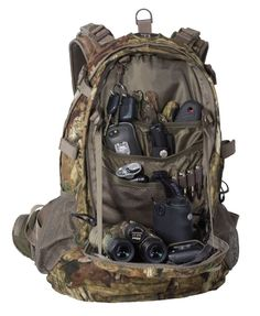 Bow Hunting Backpack Rifle Hiking Camping Tactical Mossy Oak Camo Daypack NEW #ALPZOutdoorZ