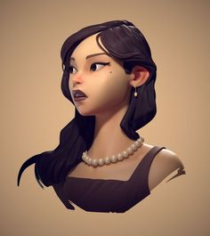 Julien Desroy is a artist who has worked at places like Gameloft and Axis Animation (Destiny League of Legends). Zbrush Character, 3d Model Character, Character Modeling, Character Art, Character Concept, Tutorial Zbrush, Game Art, Zbrush Models, Character Design Animation