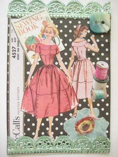 Vintage Fashion and Sewing ATC