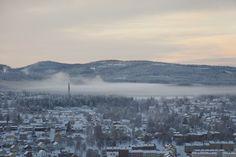 Sundsvall city-Sweden