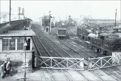 old town centre crossing Jumble Lane Old Train Station, Railroad Pictures, Steam Railway, British Rail, Old Trains, South Yorkshire, Barnsley, Train Journey, Public Transport