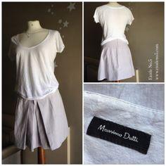 FALDA MASIMO DUTTI. La venta de VALENTINA, una diseñadora que subasta parte de su armario en Etoile No.5 www.etoileno5.com