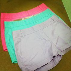 j crew chino shorts!! Must buy!