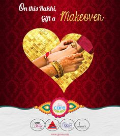 How about #gifting a classy #makeover to your brother or sister ????  On this #rakshabandhan, Celebrate the Festival of togetherness, nostalgic childhood memories, unlimited fights with your siblings and infinite love for each other with Jyovis ...  Its time to create some long lasting memories for your brother/ sister.... Gift a #makeover to your loved one... Gift For #Brother, 1. Manicure + Pedicure  2.Skin Glowing Cleanup 3. Hair Spa with Booster Massage…