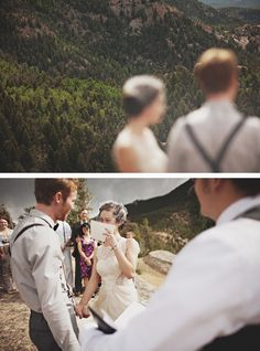 one of the most beautiful weddings i've seen. perfect location. love his post processing & shooting style