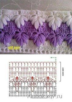 Crochet et crochet: motifs crochet cool - Bu - Tricot Pontos - Crochet et crochet: motifs crochet cool – Bu – Tricot Pontos Crochet et crochet: motifs crochet cool – Bu – Tricot Pontos pontos abertos pontos bebe Poncho Crochet, Crochet Motifs, Crochet Diagram, Crochet Stitches Patterns, Crochet Baby Hats, Crochet Designs, Crochet Yarn, Crochet Flowers, Free Crochet