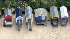 Wells-Beach-Huts-aerial-image   by John D F