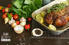 A taste of #Barbados ~ Bajan Baked Chicken Recipe, with rum and all via @Melanie Henwood Z Petelka Barbados Barbados