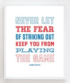 Gosh this is a good one. :: 'Playing the Game' Print by Owl You Need Is Love