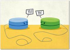 Spanish jokes for kids: yo yo. Treat.com #learn #spanish #kids