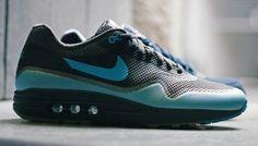 new style f352e 149b1 Nike Air Max 1 Hyperfuse   Midnight Fog   Blue Glow Air Max 90 Hyperfuse,