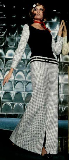 1970 Andre Courreges
