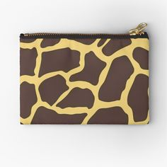 Pulp Fiction Shirt, Giraffe Pattern, Zipper Pouch, Makeup Yourself, Are You The One, Artists, Art Prints, Printed, Awesome