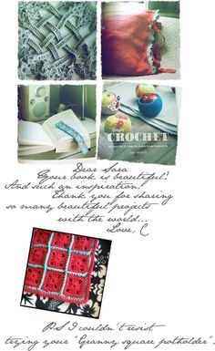 simple crochet - blog - i love pom-poms