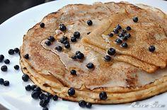 Gluten, Pancakes, Gem, Good Food, Goodies, Breakfast, Ethnic Recipes, Sweet Like Candy, Morning Coffee