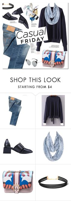 """Casual Friday"" by oshint ❤ liked on Polyvore featuring Calvin Klein Jeans"