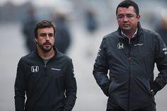 マクラーレン 「アロンソのインディ500参戦は残留交渉の一部」  [F1 / Formula 1]