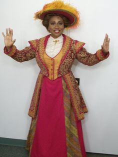 bing images of hello dolly costumes   Jenifer Lewis: Dolly Levi, Hello, Dolly! 5th Avenue Theater: 2009