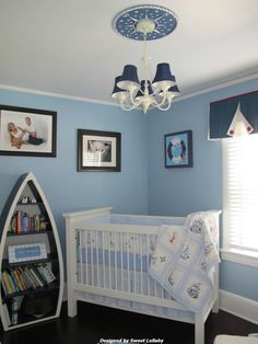 Crown molding, baseboards, window trim and medallion give this room a unique look. http://www.udecor.com/