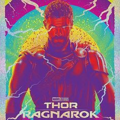 What does everyone think of Thor then? Thor Ragnarok By Tracie Ching #Thor #ThorRagnarok #Hulk #Marvel #Comic #Comics #ComicArt #ConceptArt #Movies #Film #Art #Fanart #Fantasy #Scifi #illustration