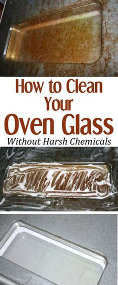 How to Clean You Ove