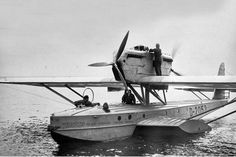 Amundsens Flightboat Dornier Wal N 25