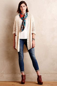 Silva Circle Cardigan - #anthroregistry