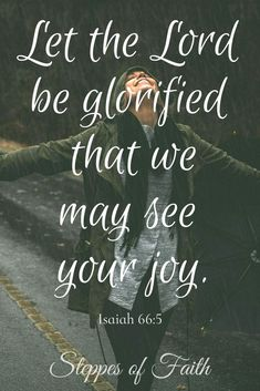 Don't hide the joy you feel for the Lord. Let your light shine for all to see! Prayer Quotes, Bible Verses Quotes, Bible Scriptures, Christian Life, Christian Quotes, Biblical Verses, Bible Truth, God First, Religious Quotes