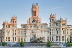 Madrid - Cibeles (Spain)