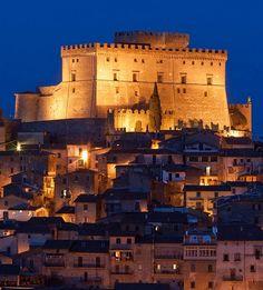 Castello Orsini, Soriano nel Cimino, Viterbo, Italy