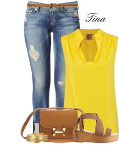 """""""Camel"""" by martina-16 ❤ liked on Polyvore"""
