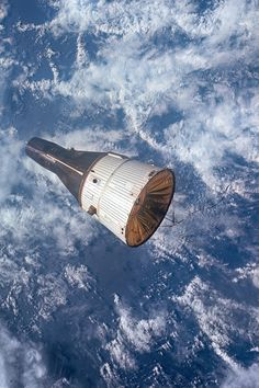 NASA Gemini mission. Duration 1961-1966 Goals: Long-duration spaceflight; rendezvous and docking; extra-vehicular activity; targeted re-entry and Earth landing Achieved: Eight-day flight necessary for Apollo; 14-day endurance flight; first American spacewalk; first rendezvous; first docking; demonstrated ability to work in EVA without tiring