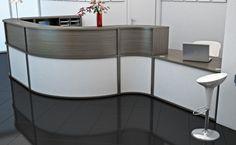 Avalon Reception Desk Composition 8