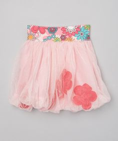 Another great find on #zulily! Pink Petal Bubble Skirt - Infant & Kids by Wenchoice #zulilyfinds