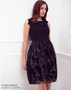 Flora #Dress available in May