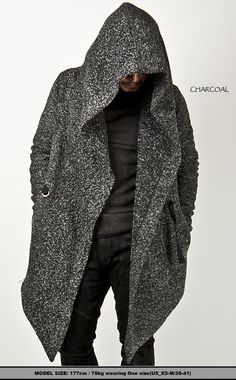 This is such a cool coat! I am going to get it!
