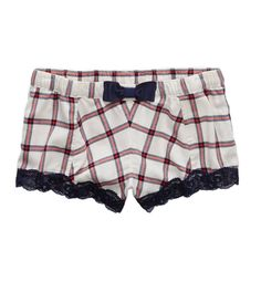 Soft Muslin Aerie Flannel Boxer - Cute and comfy! #Aerie
