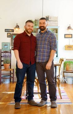 Nick & Spiro's City Farmhouse — Pride at Home: House Tour Greatest Hits | Apartment Therapy