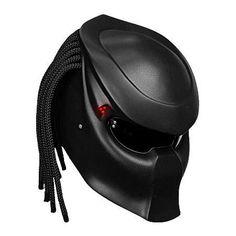 Great Predator Motorcycle helmet!