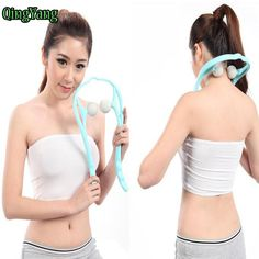 $9.12 (Buy here: https://alitems.com/g/1e8d114494ebda23ff8b16525dc3e8/?i=5&ulp=https%3A%2F%2Fwww.aliexpress.com%2Fitem%2FNEW-HOT-U-neck-Bump-Cervical-Head-Massage-Acupuncture-Kneading-Neck-Care-U-Shape-Massage-Anti%2F32651060536.html ) Neck Massage.Bump Cervical Head Massage. Acupuncture Kneading Neck Waist Thigh Care U Shape Massage Slimming Beauty for just $9.12