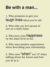 Relationship rules to live by